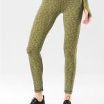 HEALY希利高腰显瘦提臀高弹力运动紧身裤女速干跑步瑜伽裤