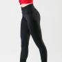 HEALY希利新品瑜伽裤女外穿高腰紧身裤健身跑步弹力提臀九分裤子