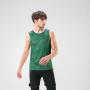 HEALY希利运动T恤男无袖速干轻便休闲健身马拉松透气宽松跑步背心